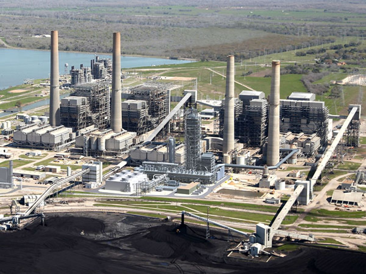 Construction Starts on World's Largest Post-Combustion Carbon Capture Project