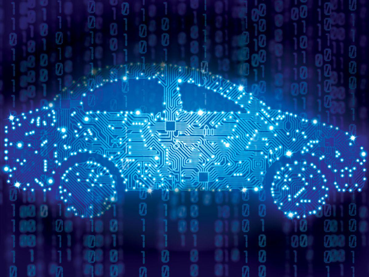 Black Hat 2014: Hacking the Smart Car