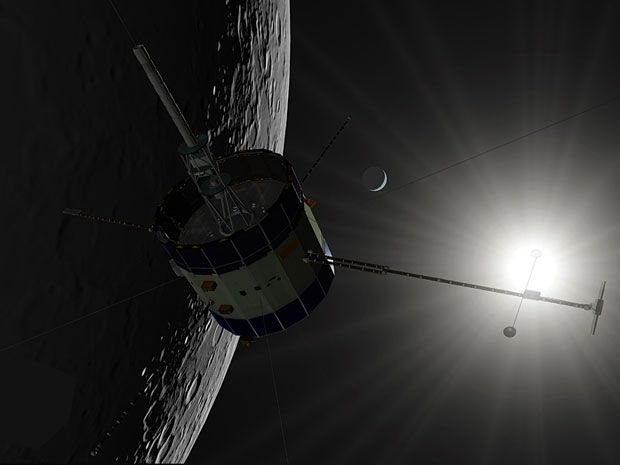 NASA's Abandoned ISEE-3 Spacecraft To Fly Past Moon