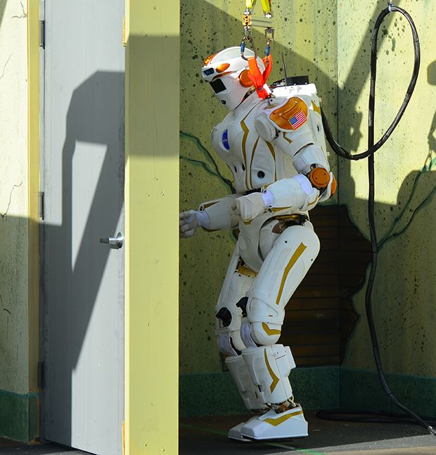 What Happened to NASA's Valkyrie Robot at the DRC Trials, and What's Next