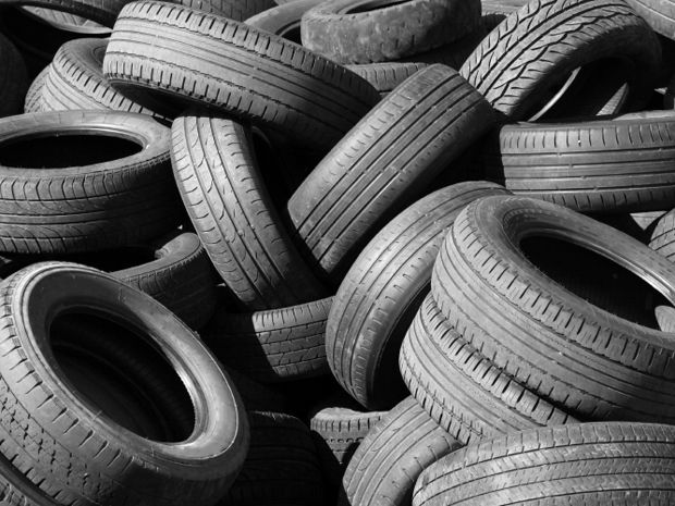 How to Turn Tires Into Batteries for Electric Cars