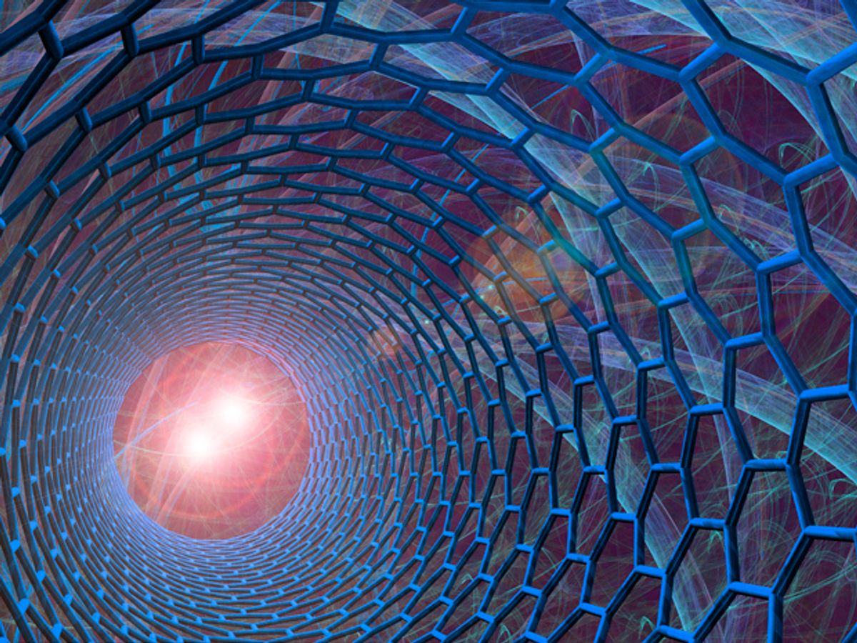 Carbon Nanotubes Make a Comeback in Photovoltaics