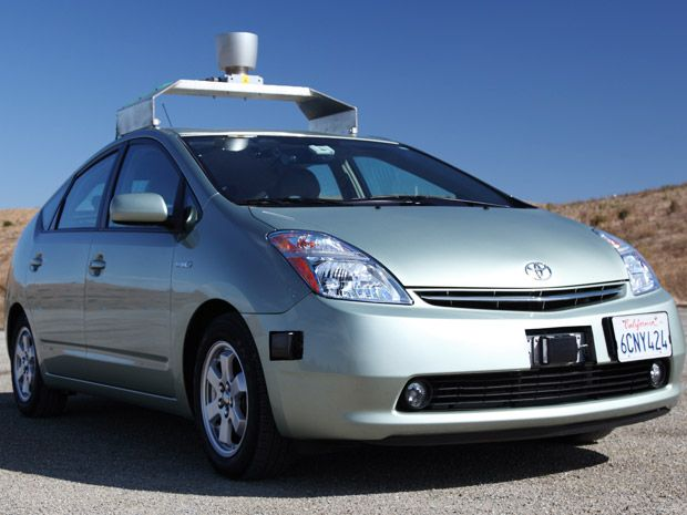 How Google's Autonomous Car Passed the First U.S. State Self-Driving Test