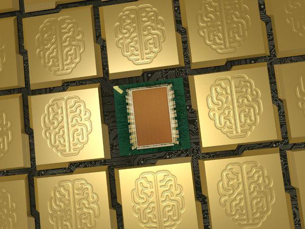How IBM Got Brainlike Efficiency From the TrueNorth Chip
