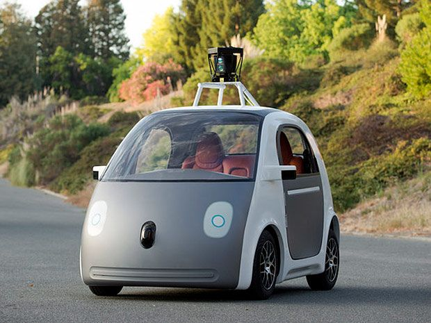 Google Works with NASA to Test Cars Without Backup Drivers
