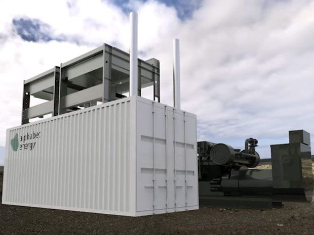 A Thermoelectric Generator That Runs on Exhaust Fumes