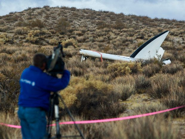 SpaceShipTwo Crash: Mach 1 Is Still the Worst Place to Be