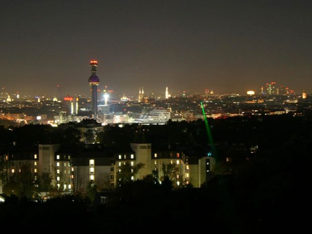 Experiment in Vienna Shows That Ground-to-Satellite Communication with Twisted Light is Possible
