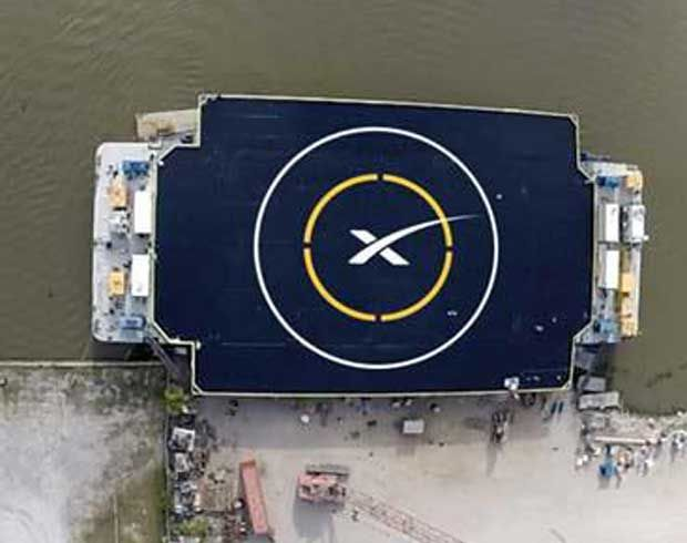 SpaceX Planning to Land Autonomous Reusable Rockets on Drone Ships