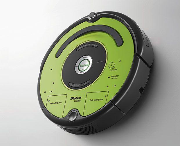 iRobot Announces Create 2: An Updated, Hackable Roomba