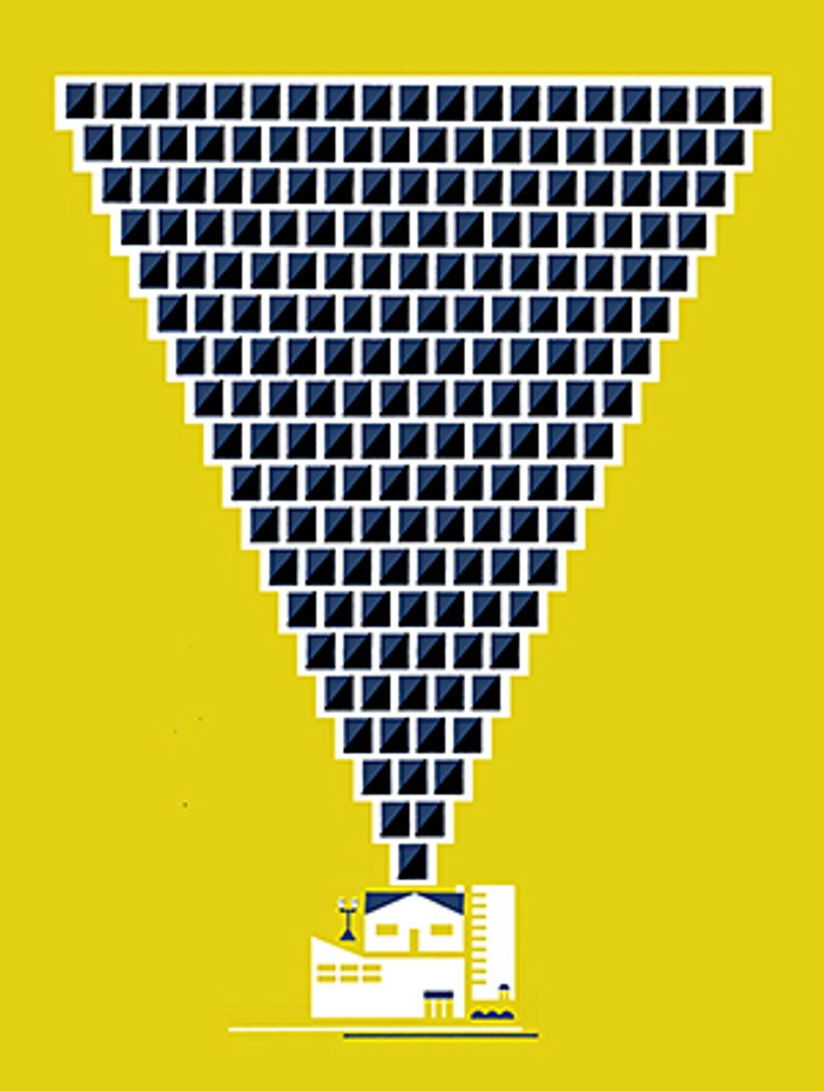Topaz Turns On 9 Million Solar Panels
