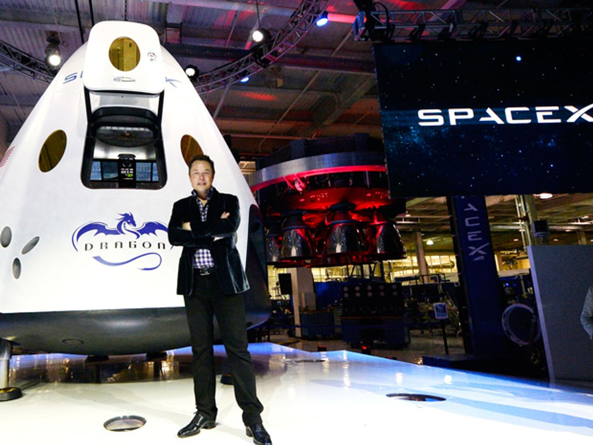SpaceX Raises $1 Billion from Google and Fidelity for Satellite Internet Project