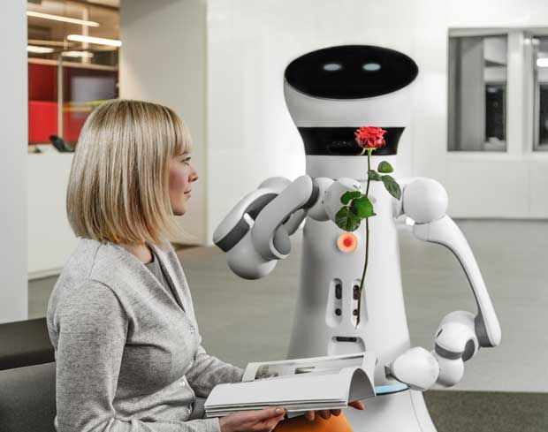 Care-O-bot 4 Is the Robot Servant We All Want but Probably Can't Afford