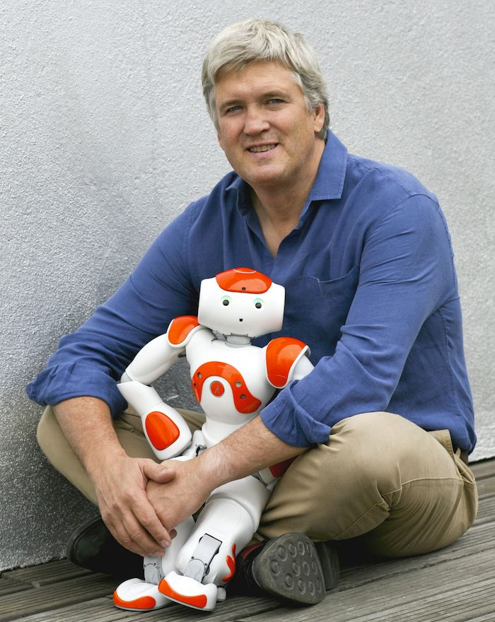 Aldebaran Robotics Founder and CEO Steps Down, SoftBank Appoints New Leader