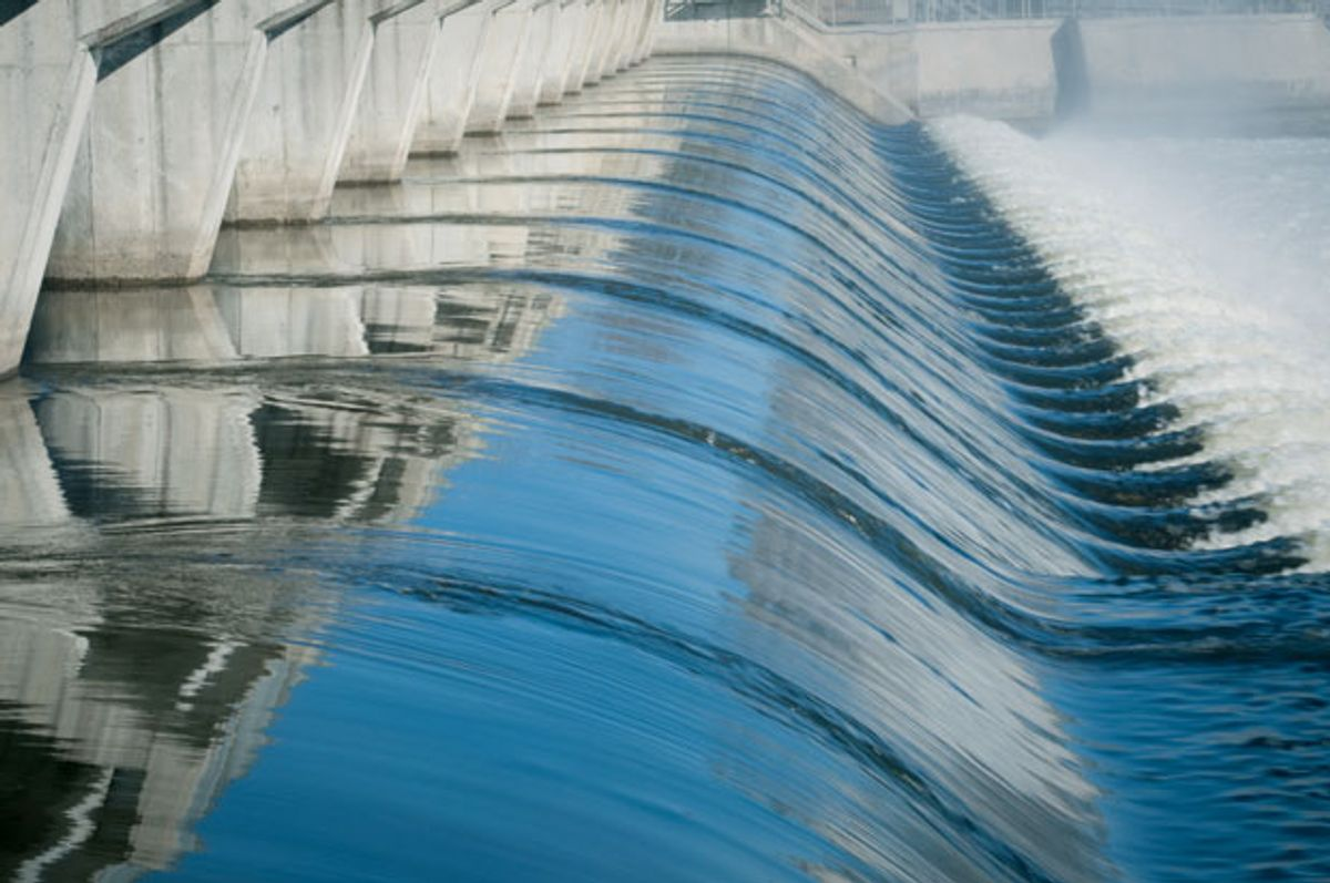 A Pumped Hydro Energy-Storage Renaissance