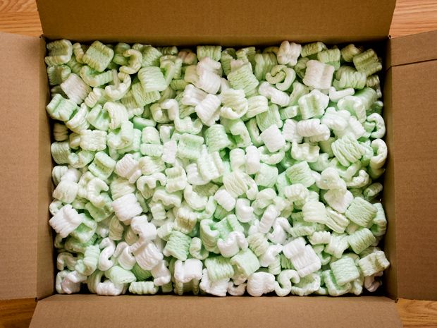 Better Battery Anodes Made From Packing Peanuts