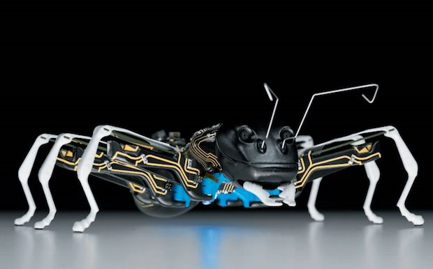 Festo's Fantastical Insectoid Robots Include Bionic Ants and Butterflies