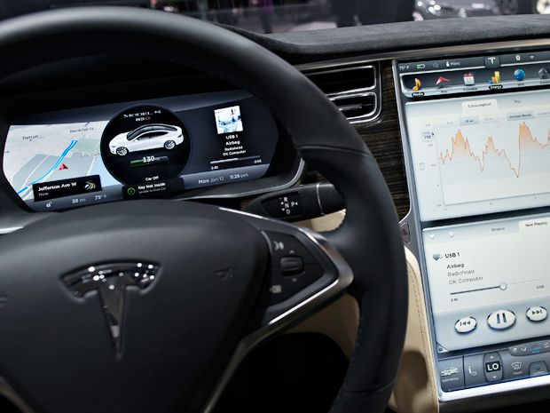 Tesla's Robocar To Driver: Accept the Liability, Buster