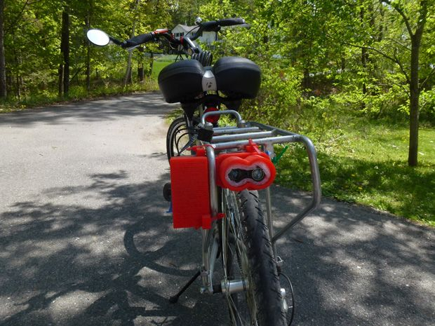 Build an Early-Warning System for Your Bike