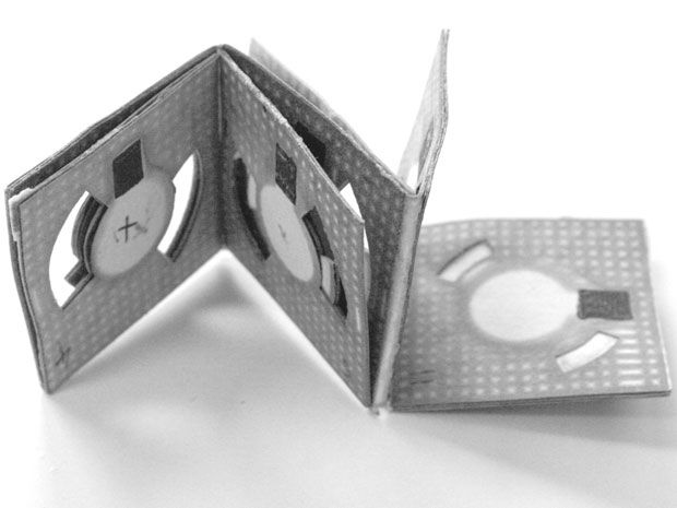 Paper-based Origami Battery Operates on the Respiration of Microbes