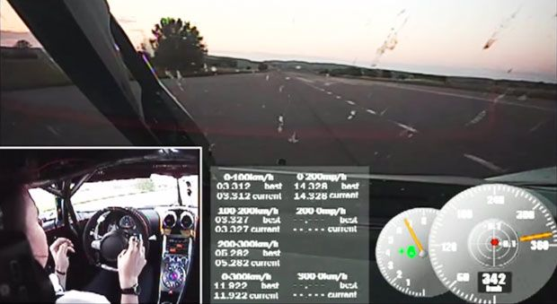 Swedish Supercar Goes From Zero-to-Fabulous-to-Zero in Record Time