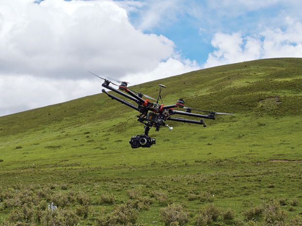 The Insider's Guide to Drone Videography