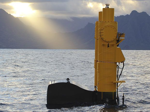 DOE Launches New Grid-Connected Wave Power Project in Hawaii