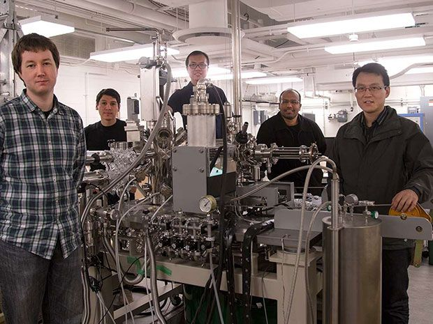 Weyl Fermions Found, a Quasiparticle That Acts Like a Massless Electron