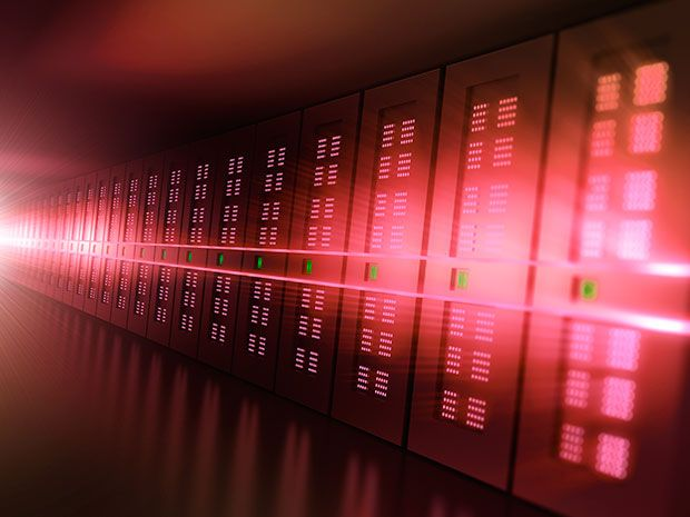 Why Aren't Supercomputers Getting Faster Like They Used To?