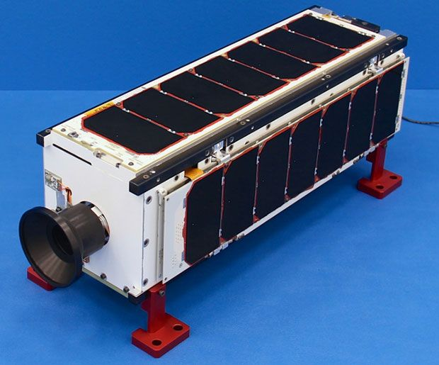 Asteroid-Mining Firm's First Spacecraft Deploys from Space Station