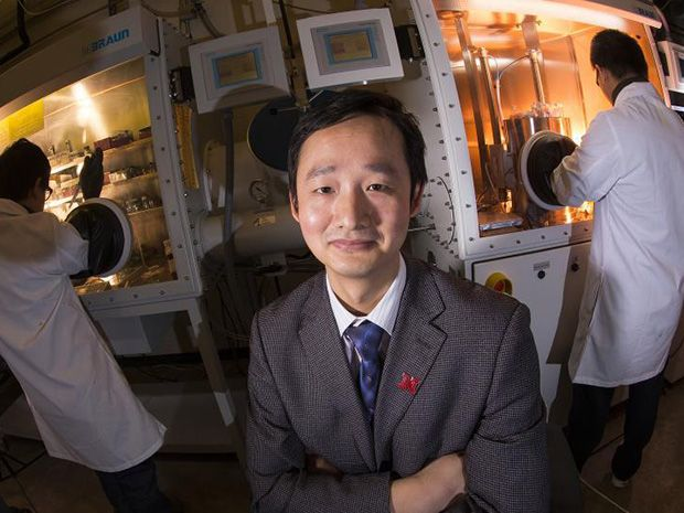 Non-Stick Pans Lead the Way to More Efficient Solar Cells