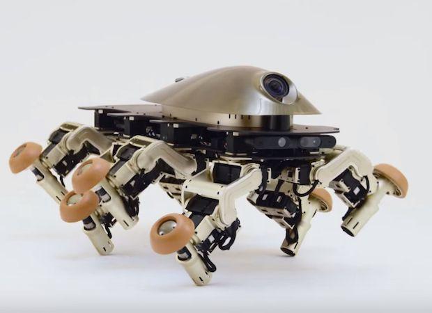 Video Friday: Eight-Legged Robot, CMU's BallBot, and Rodney Brooks on AI