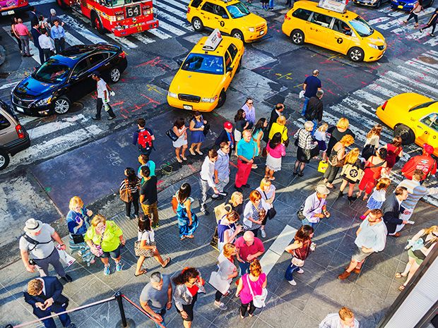 How Pedestrians Can Protect Themselves From Diesel Exhaust