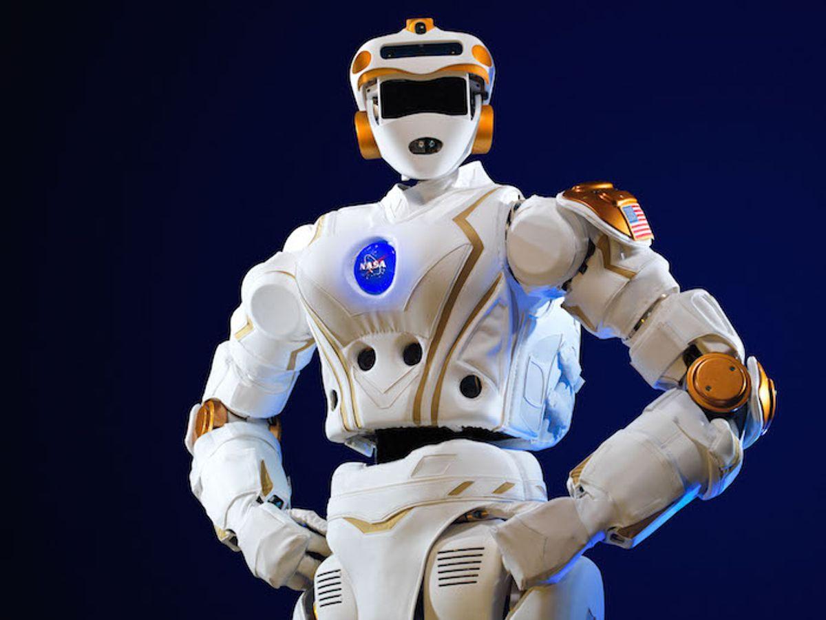 NASA Awards R5 Valkyrie Robots to MIT and Northeastern