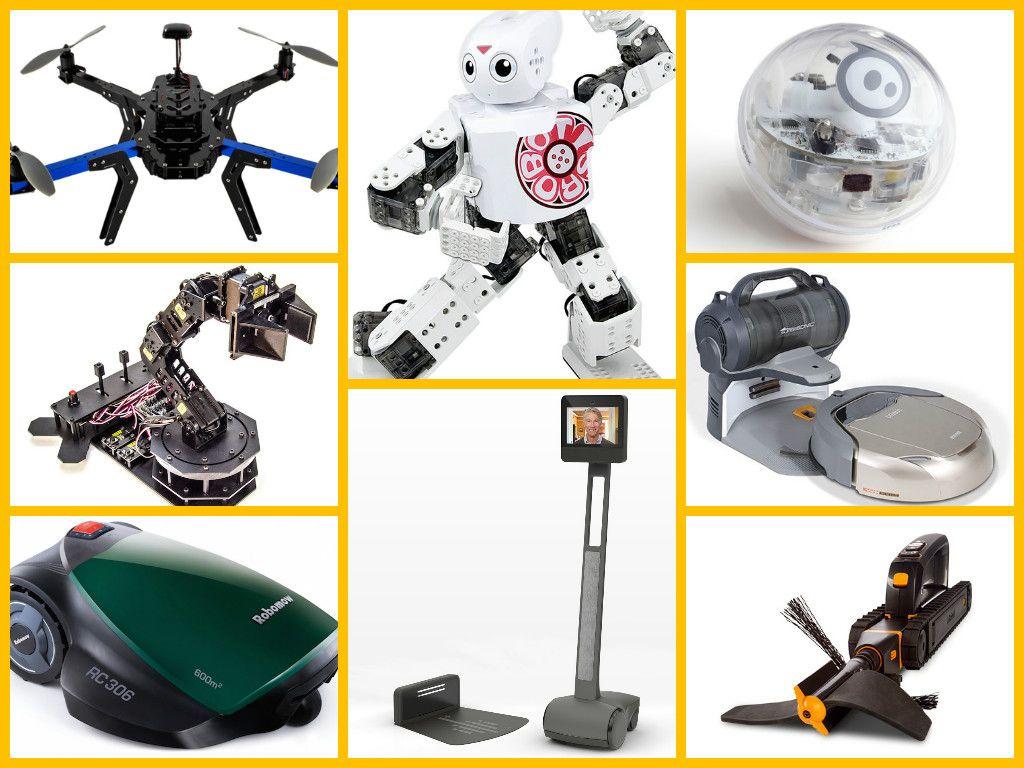 2015 Robot Gift Guide