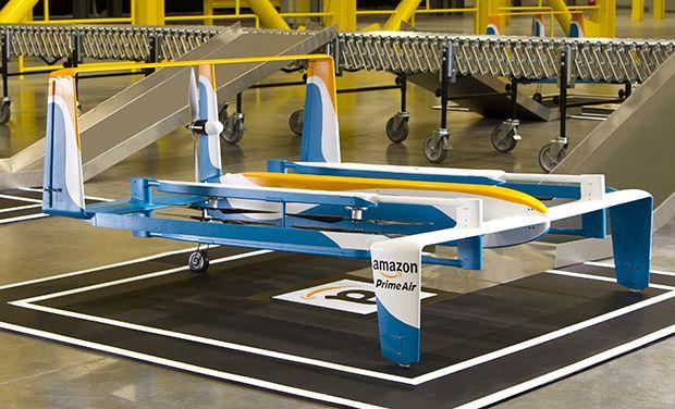 Amazon's Latest Drone Delivery Promo Answers Zero Important Questions