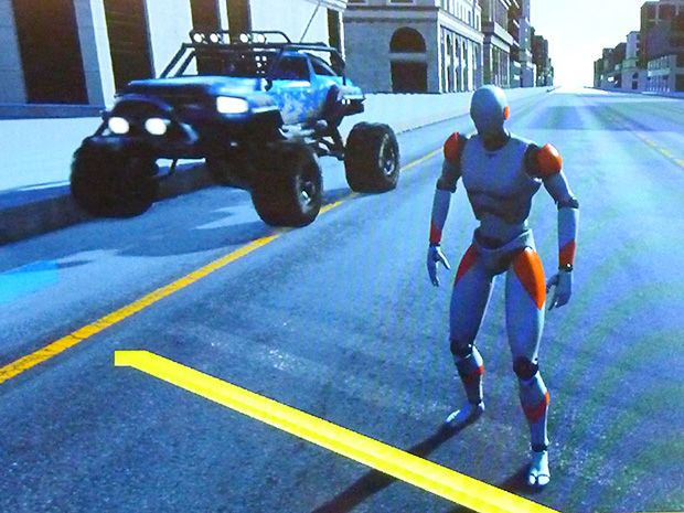 Autonomous Vehicles Learn By Playing Video Games