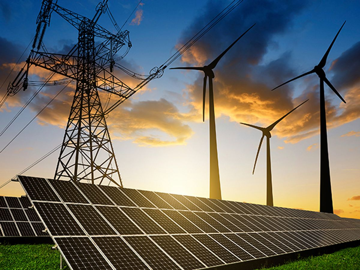 NOAA Model Finds Renewable Energy Could be Deployed in the U.S. Without Storage