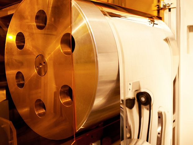 Roll to Roll Electronics Manufacturing Rolls On