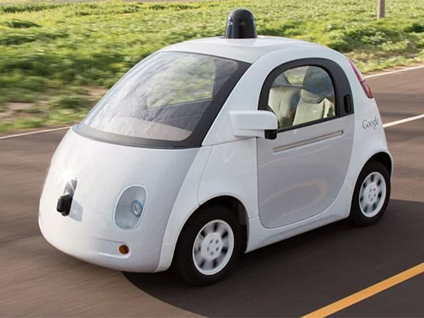 Google Plans Four New Sites for Self-driving Cars