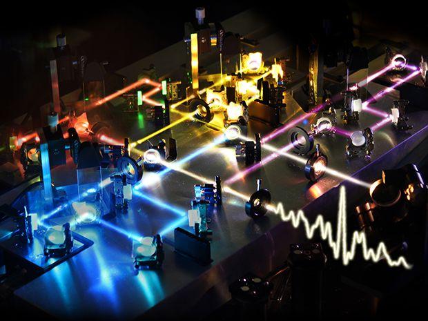 Fastest Light Pulses Show Electrons Are Sluggish