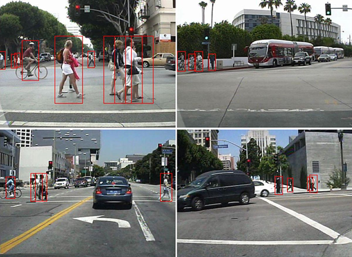 Deep Learning Makes Driverless Cars Better at Spotting Pedestrians