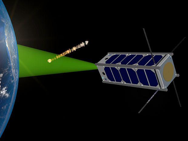 Autonomous Nanosatellites: Satellites that Make Up Their Mind