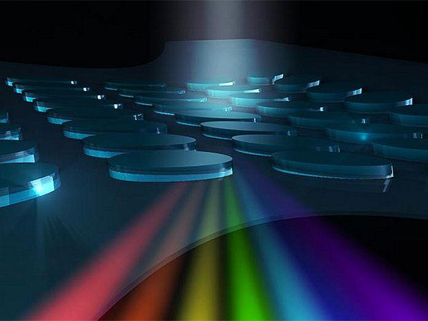 "Flexible Optical Metasurfaces Promise ""Smart"" Contact Lenses"