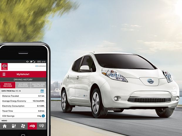 Nissan Disables App That Let You (And Everyone Else) Remotely Access Leafs