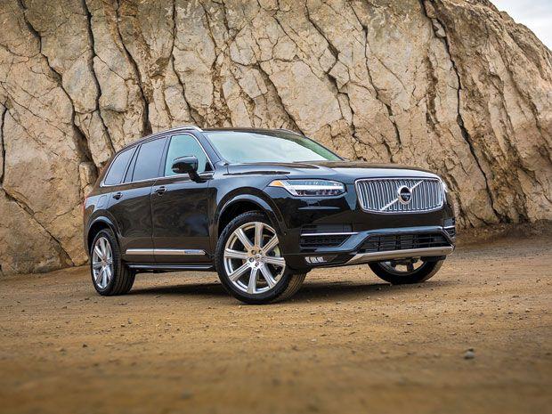 2016's Top Ten Tech Cars: Volvo XC90