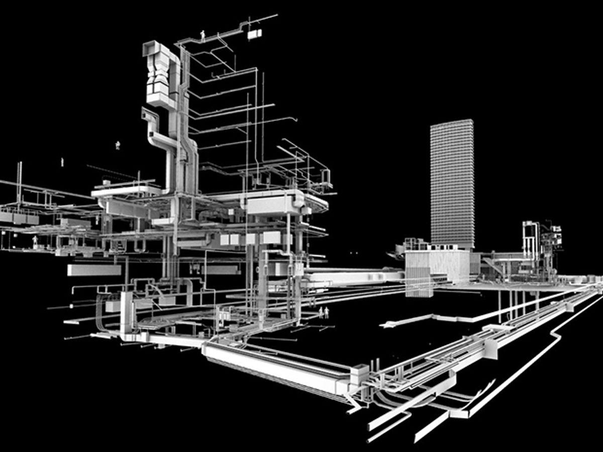 London's Crossrail Is a $21 Billion Test of Virtual Modeling