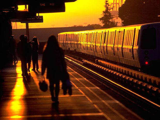What's Frying the Electrical Systems on BART Trains?