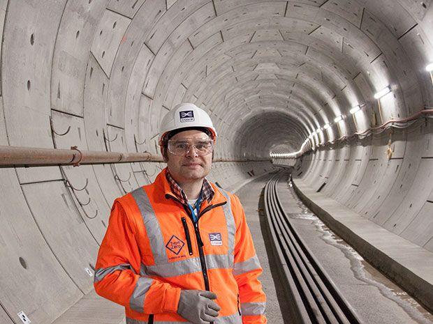 My Subterranean Tour of London's Crossrail