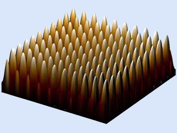 Nanocones Funnel Light So Solar Cells Soak Up More Sun